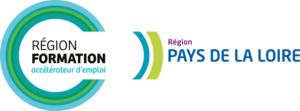 Logo Régiogn Pays de la Loire Formation