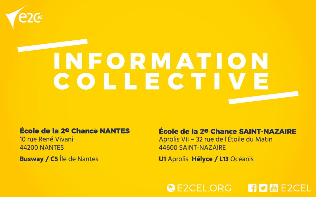 E2C Nantes Saint-Nazaire Information Collective