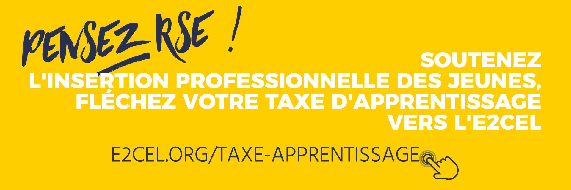Taxe d'apprentissage E2C estuaire de la Loire Nantes Saint-Nazaire
