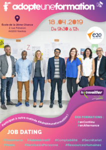adopte une formation