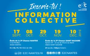 information collective e2c nantes 2e semestre 2019